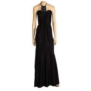 čierne spoločenské šaty
